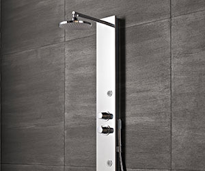 Outlet glass for Pannelli rivestimento doccia