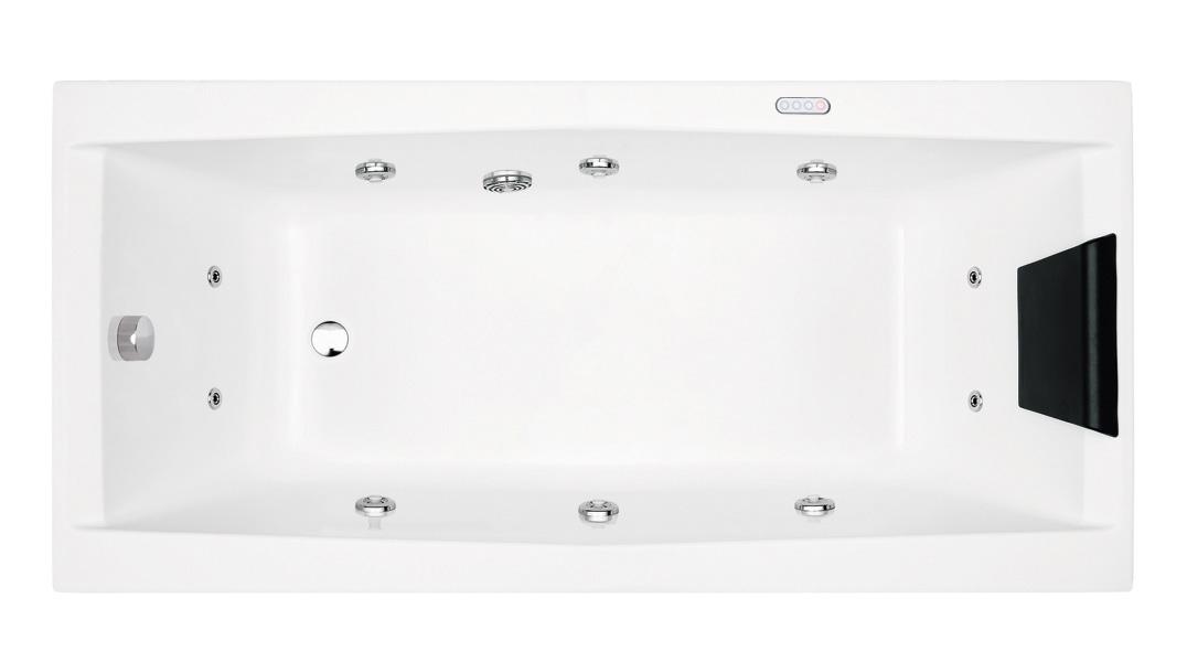Vasca Da Bagno Incasso 190x90 : Vasca da bagno ovale in corian in resina in marmo street