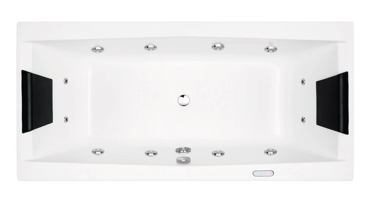 Vasca Da Bagno Incasso 190x90 : Spa bagno e wellness