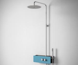 Pannelli Doccia - azulejo column