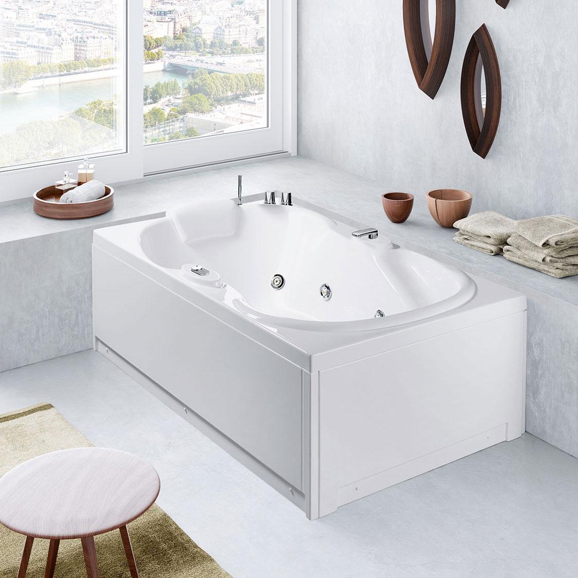Misure vasca da bagno: vasche da bagno low cost a partire euro. la ...