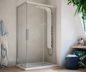libera lx Glass1989  shower enclosures