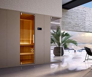 paso doble - Sauna Glass1989 Composizioni modulari