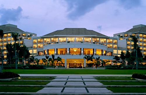 Sanya Marriott Yalong Bay Resort
