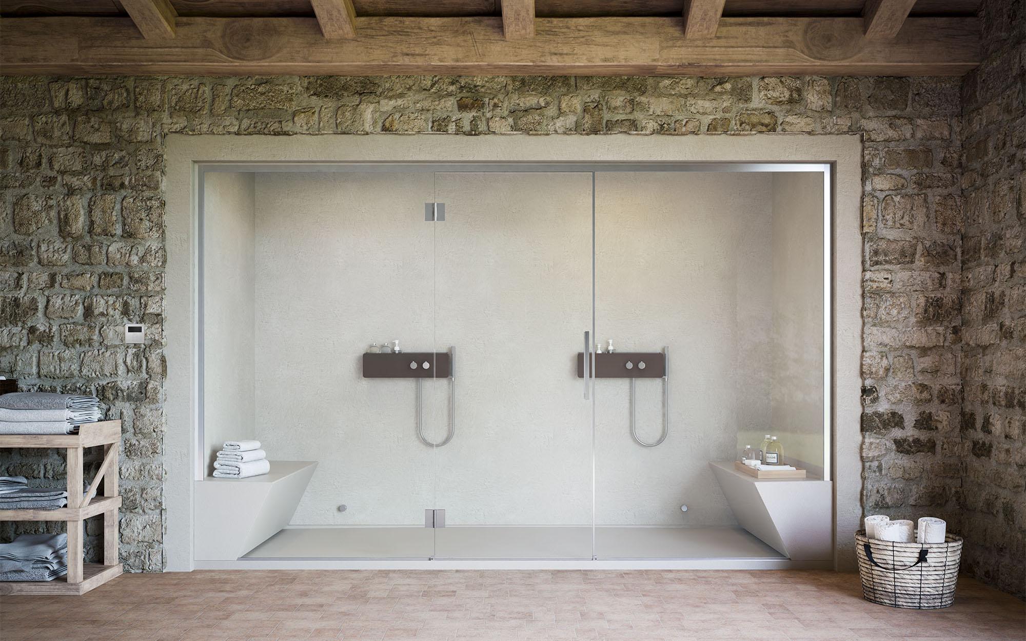 Vasche Da Bagno Easy Life Prezzi : Glass soluzioni bagno su misura con qualità e design made in